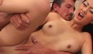 Fabulous pornstar Evelyn Lin in best cumshots, rug munch adult video