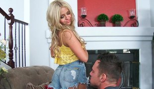 Adorable mommy can't get sufficiently of cock