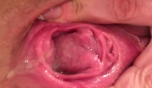 Close Up - Multi Big O and Squirting