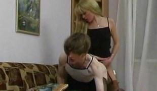 Randy CD having a fun with a girl