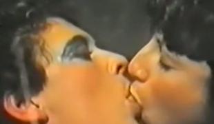 kyssing
