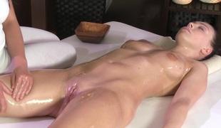 Massage Rooms Big natural tits