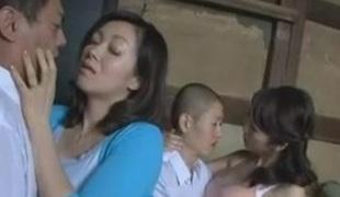 asiatisk sædsprut gruppesex japansk rett