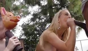 blonde hardcore store pupper pornostjerne blowjob strømper interracial stor kuk hanrei fetish