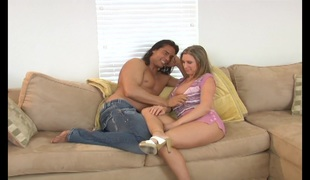 Large Titty Sweetheart Gets Fucked Hard