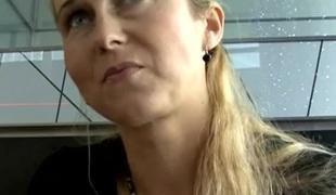 tsjekkisk amatør virkelighet synspunkt kjønn blonde oral hardcore milf utendørs