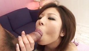 Japanese non-professional fucked hard
