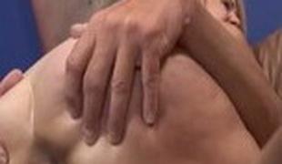 Fabulous pornstar Erica Lauren in crazy cumshots, blond adult scene