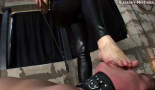 Russian-Mistress Video: Mistress Stephanie