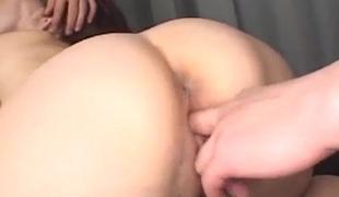 Japanese AV Model amazes with her skills in porn