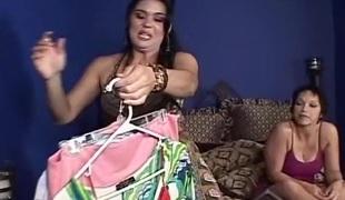 lesbisk store pupper interracial latina mykporno