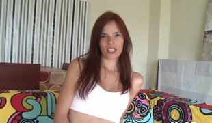 HOTGOLD Skinny Portuguese Legal age teenager