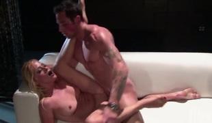 anal hardcore deepthroat blowjob facial ass-til-munn blowbang hals anus baller