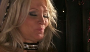 Alektra Blue and Kaylani Lei acquires undressed and then have unforgettable lesbo sex jointly