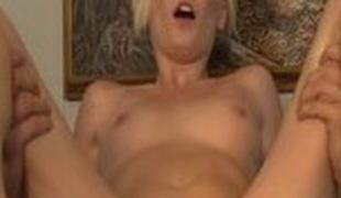 Exotic pornstar Elaina Raye in awesome cumshots, rug munch sex clip