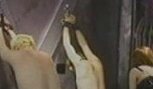 Fabulous pornstar in crazy group sex, fetish sex movie scene