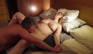 Amazing Non-professional record with Orgasm, Big Pantoons scenes