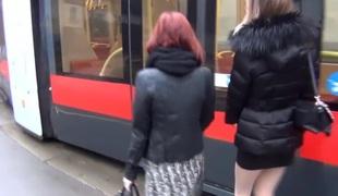onani offentlig tysk rett hd amatør