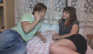 virkelighet brunette blowjob russisk hanrei hd