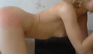 So Sexy Cam Babe Masturbate Solo