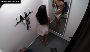 tsjekkisk amatør virkelighet tenåring brunette solo voyeur