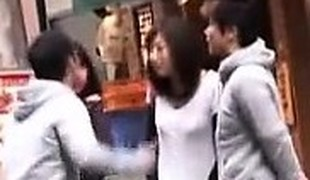Lustful Asian babes seize the chance to unleash their se
