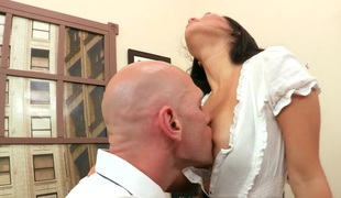 Large Whoppers at Work: Boning my Boss