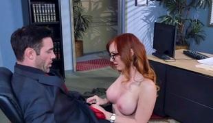 Dani Jensen & Charles Dera in Titty Sucking Skills - Brazzers