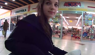 MallCuties legal age teenager - youthful public girl, czech legal age teenager girl