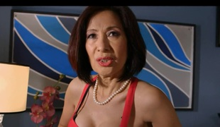 Horny Asian, Grannies xxx scene