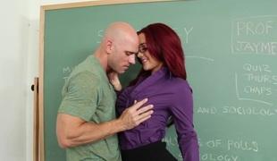 Jayden Jaymes & Johnny Sins in My 1st Sex Teacher