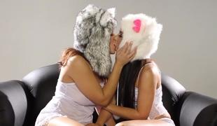 Furry Hat Cuties