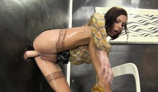 european brunette strømper ass fetish bukkake hd gloryhole