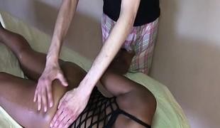 massasje interracial fetish ibenholt femdom
