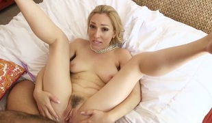 Lily Labeau stick his cock in her ass